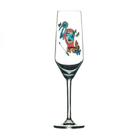 Into the Future Champagneglas 30cl