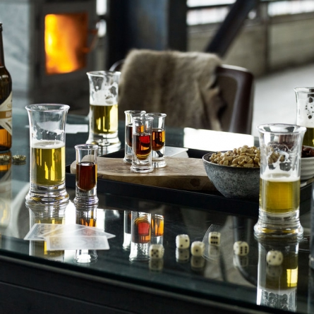 No. 5 Shot glass 5 cl