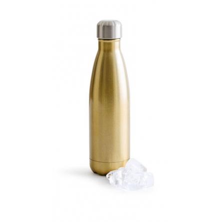 Steel bottle Gold 50cl