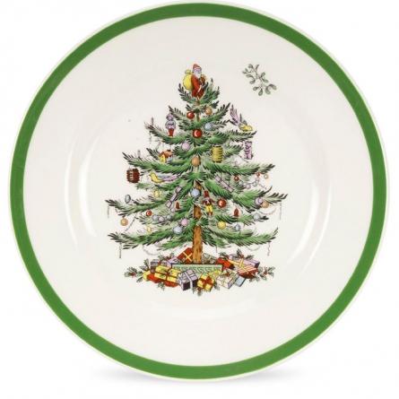 Christmas Tree Tallrik, 20 cm