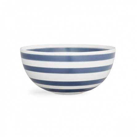 Omaggio Skål 30cm, blue