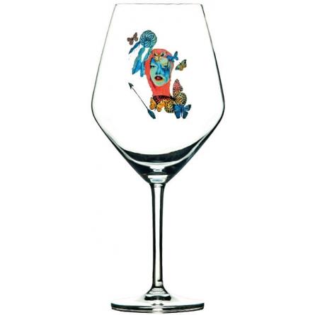 Into the Future Wine glass 75cl