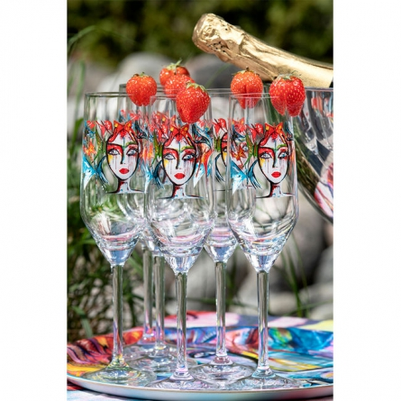 Slice of Life Champagneglas 30cl