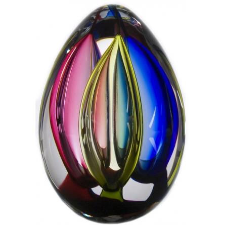 Tricolour Cobalt, H 18cm
