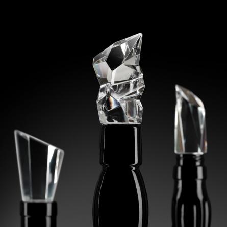 Carat City Stoppers New York Flaskpropp