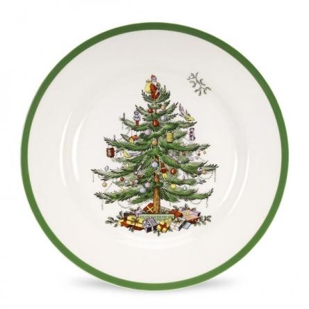 Christmas Tree Tallrik, 27 cm
