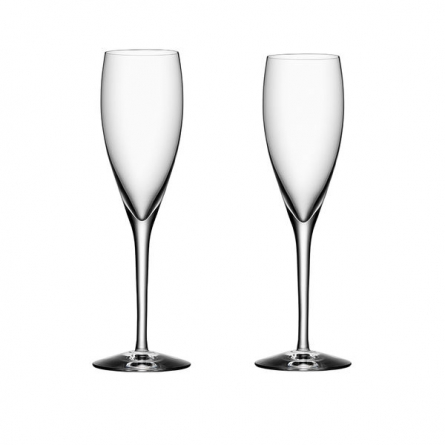 More Champagne 18cl, 2-pack