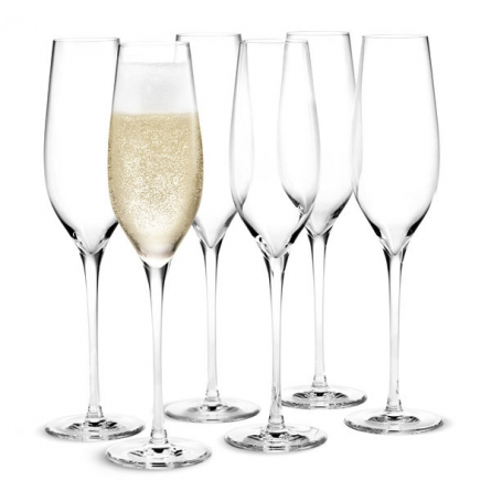 Cabernet Champagne glass 29 cl 6-pack
