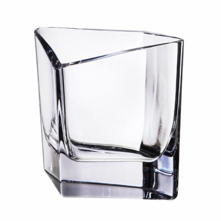 Square Vase, H 18cm