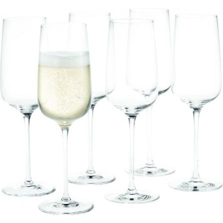 Bouquet Champagneglas 29cl, 6-Pack