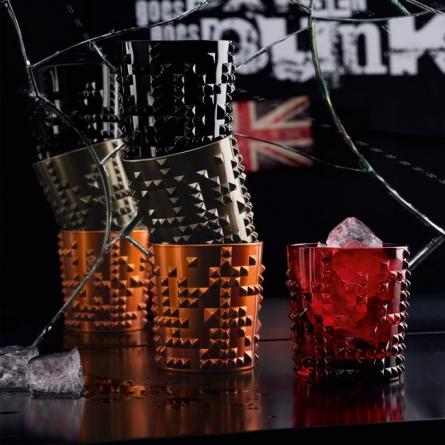 Punk Glas 34cl, Ruby
