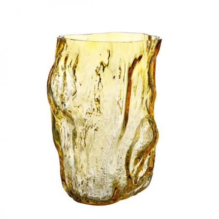 Log vase original print