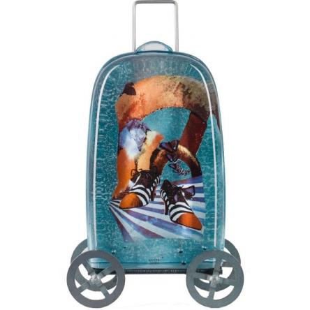Travellers Bag blue