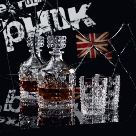 Punk Glas 34cl 4-pack