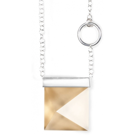 Spektra necklace Gold