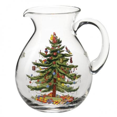Christmas Tree Pitcher 3.4 L