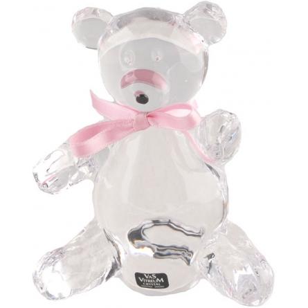 Teddy björn rosa