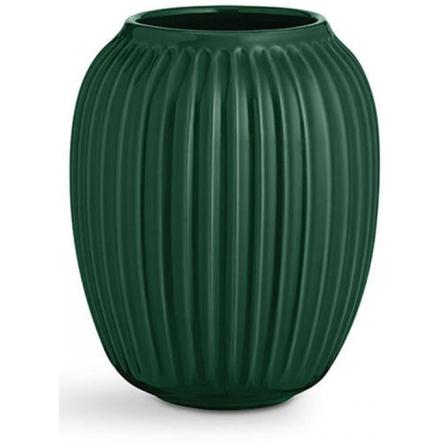 Hammershøi Vas 20cm, grön
