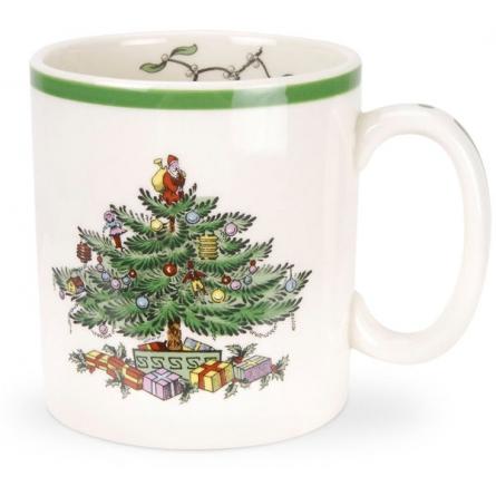 Christmas Tree Mugg, 22 cl