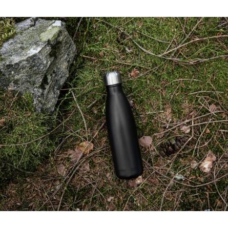 Steel bottle Black 50cl
