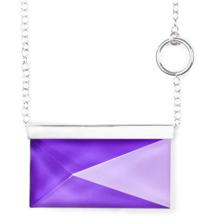 Palette necklace