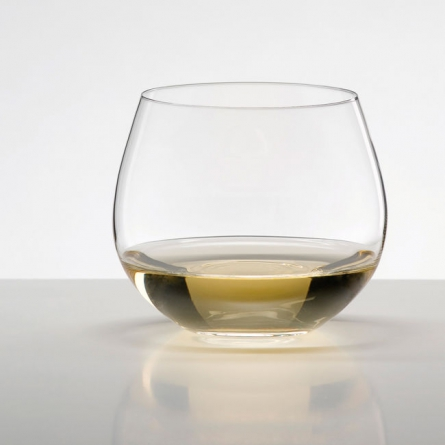 O Wine glass Oaked Chardonnay 58cl, 2-pack